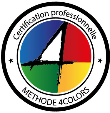 Certification 4 Colors